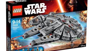 LEGO Star Wars como regalo para la primera comunion