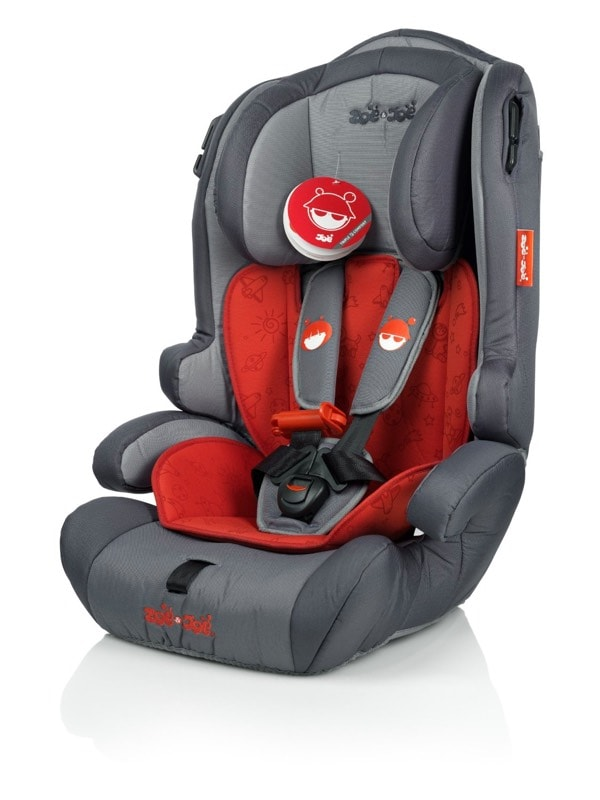 ZOE&JOE Scandinavian ZJ213 - Silla de coche para niños - Grupos 1/2/3
