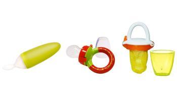 3 soluciones para cambiar de manera sencilla la alimentación a los bebés