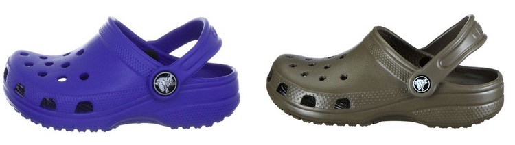 crocs junior clasic zuecos