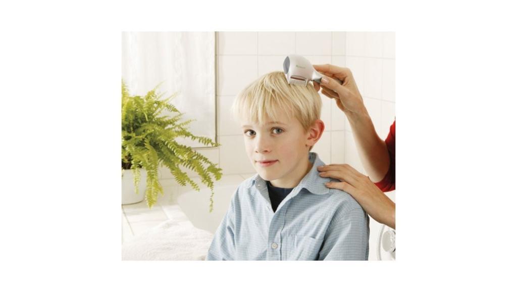 La mejor manera de quitar los piojos a un niño