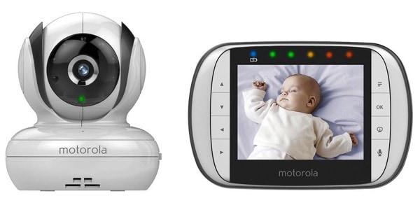 Monitor de bebés Motorola MBP36S