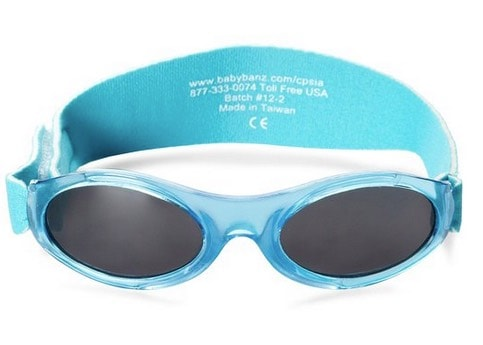 gafas de sol para bebes