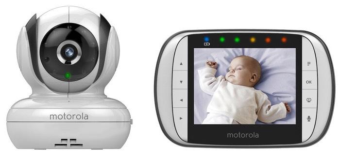 Motorola MBP36S – Vigilabebés con pantalla de 3.5″ – Opinión y review