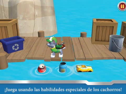 La Patrulla Canina - Al Rescate - juego ipad iphone