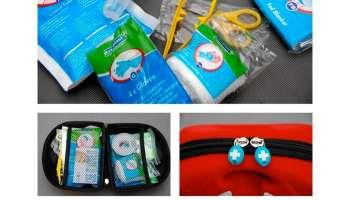 Qué debe tener un botiquín de primeros auxilios para niños y bebés