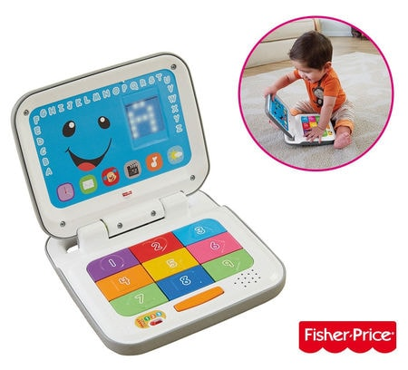 Fisher Price - Mi primer ordenador para 6-36 meses (Mattel CBW18-0)