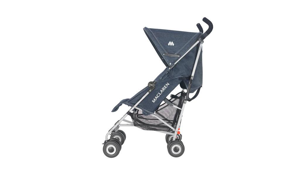 Gu as de compra de sillas de paseo y carritos para ni os for Carritos de bebe maclaren