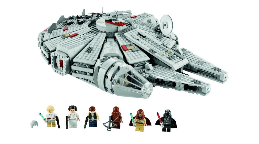 Los 10 mejores LEGO Star Wars