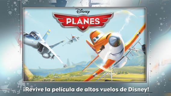 Disney Aviones: Cuento Interactivo