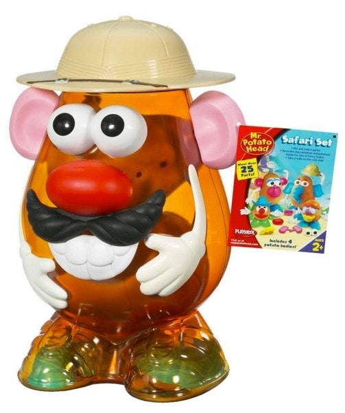 Mr. Potato Safari
