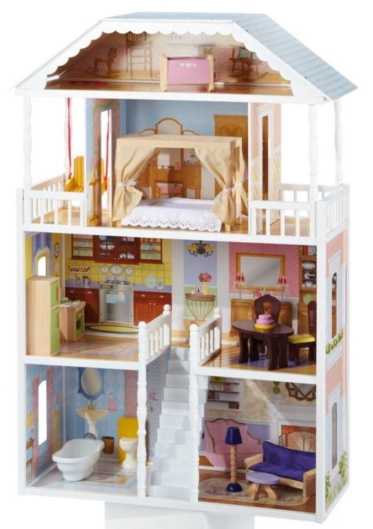 KidKraft 65023 Savannah - Casa de muñecas