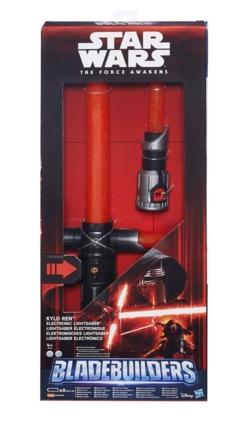 Star Wars - Kylo Ren, sable electrónico (Hasbro B2948)