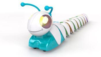 Code-A-Pillar, el juguete de Fisher-Price que enseñara a los niños pequeños a programar