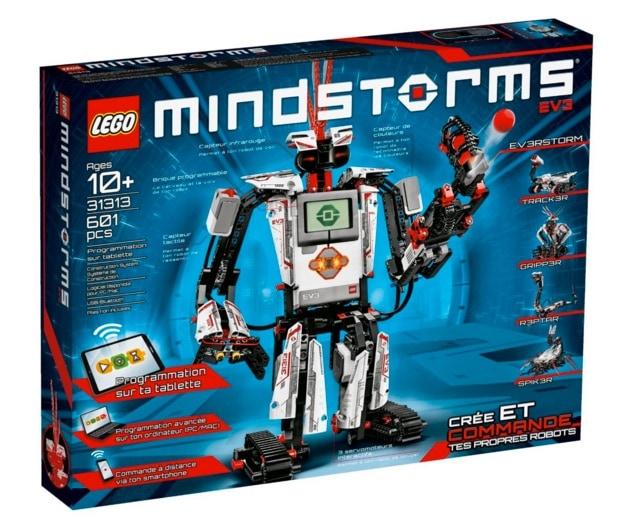 Juguetes STEM de Tecnología: LEGO Mindstorms - EV3, juguete electrónico