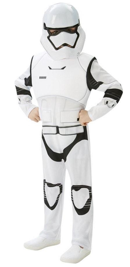 -Star Wars - Disfraz de Stormtrooper