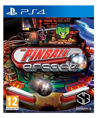 The Pinball Arcade - videojuego PS4