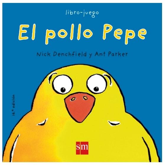 El_pollo_Pepe_Libros
