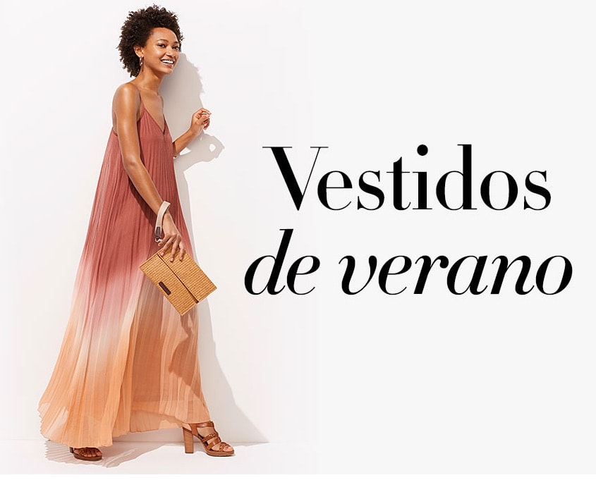 vestidos mujer verano