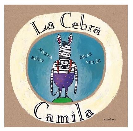 La_cebra_Camila__libros_para_soñar