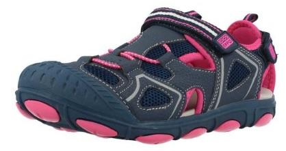 Sandalias y chanclas para niña, color Azul , marca GIOSEPPO