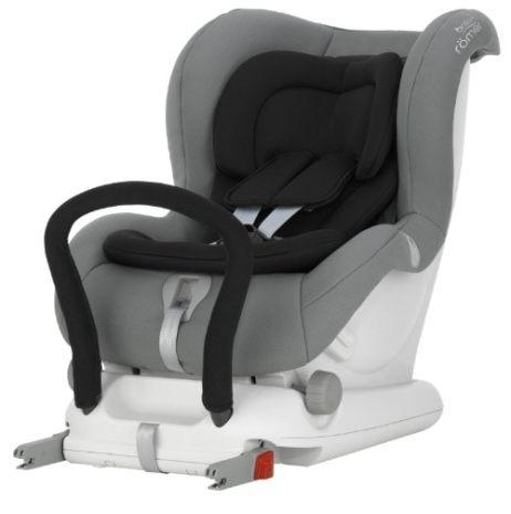 Romer MAX FIX II - Silla de coche para niños, color gris