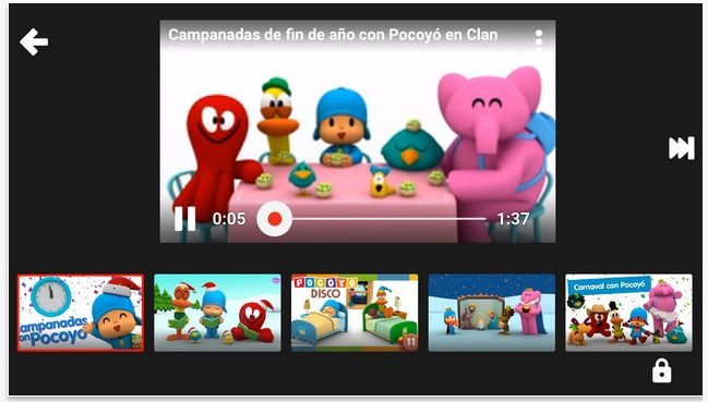 YouTube Kids en España