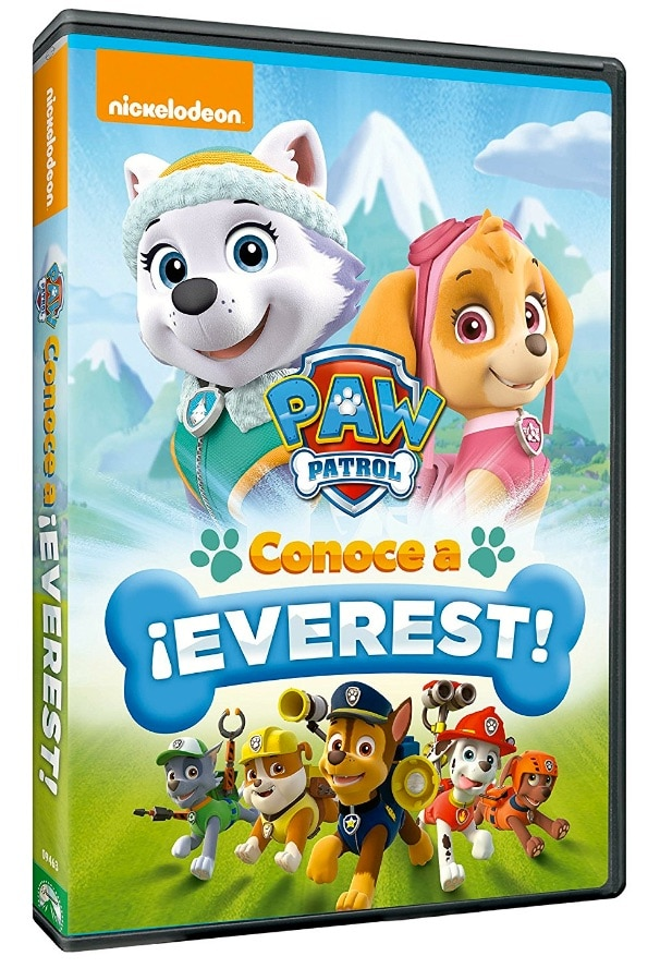 """Paw Patrol: Conoce A Everest"""