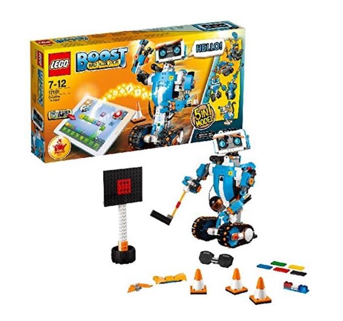LEGO Boost 17101 - Caja de herramientas creativas