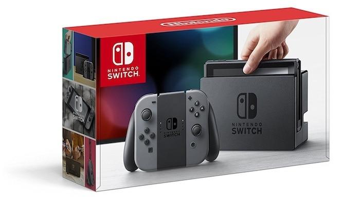 Nintendo Switch - Videoconsola