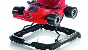 Jane - Andador Jané Team Gps en color rojo por menos de 90 euros en oferta