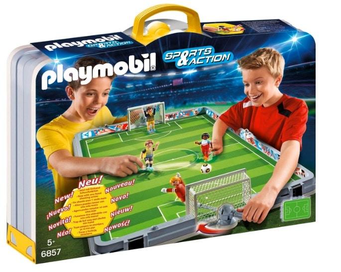 ¡Oferta! Playmobil - Set de fútbol por menos de 50 euros