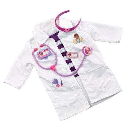 Doctora Juguetes - Bata y accesorios