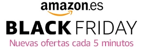 Amazon España Black Friday 2017