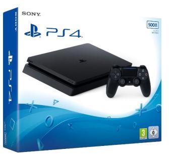PS4 Slim en oferta