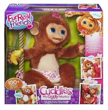 ¿Dónde podemos comprar este peluche de juguete Furreal Friends - Peluche Moni Monitaal mejor precio?