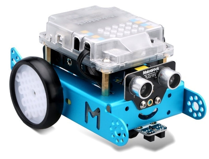 Makeblock MBot - Construyendo tu propio robot y programandolo