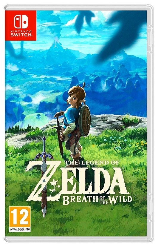 ¡Oferta! The Legend Of Zelda: Breath Of The Wild por menos de 60 euros