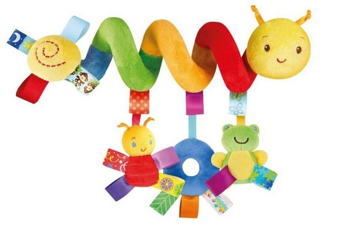 Pixnor Espiral actividades para bebes