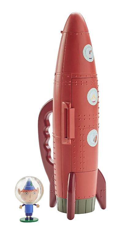 """Ben y Holly pequeño Reino 06050 """"Rocket de elfo"""" Playset"""
