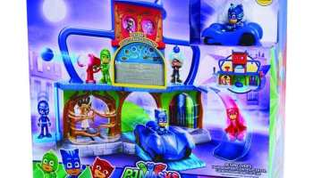PJ Masks Playset base secreta