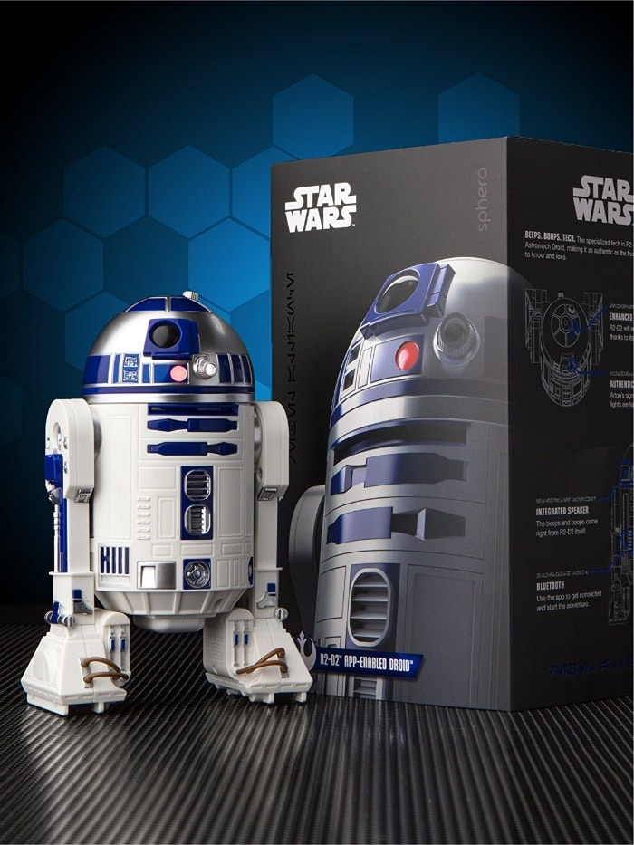 R2-D2 App-Enabled Droid de Sphero