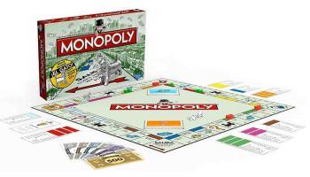 Hasbro Gaming - Monopoly clásico, juego de mesa