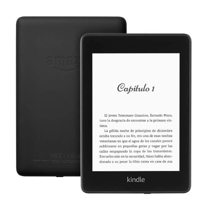 Nuevo eReader Kindle Paperwhite