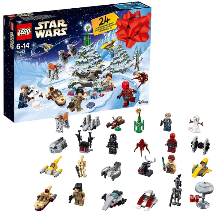 LEGO Star Wars - Calendario de adviento (75213)