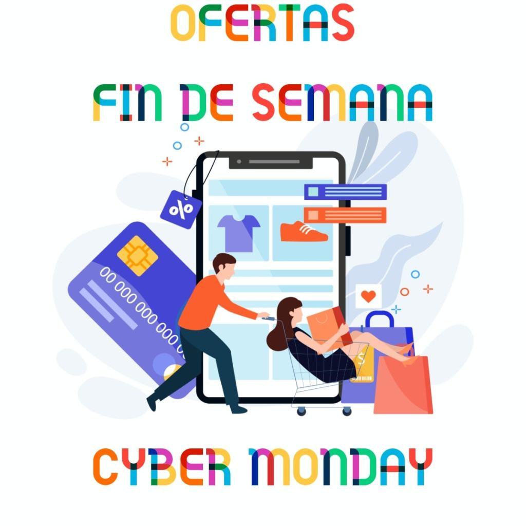 Juguetes y juegos en oferta en el fin de semana del Cyber Monday