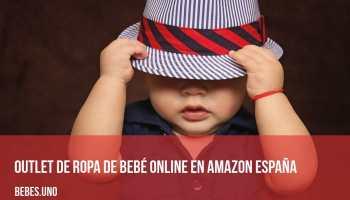 El outlet online de ropa de bebé en Amazon España