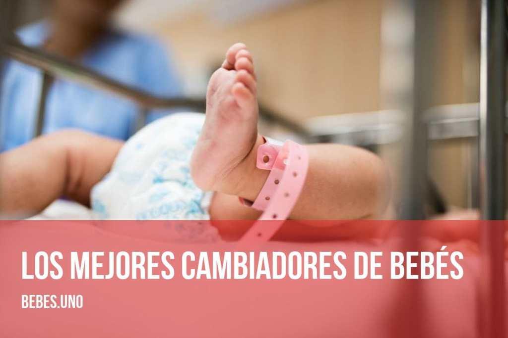 Los mejores cambiadores de bebés