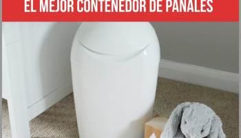 ¿Cuál es el mejor contenedor de pañales para bebés?