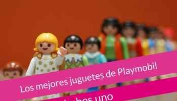 Los mejores juguetes de Playmobil